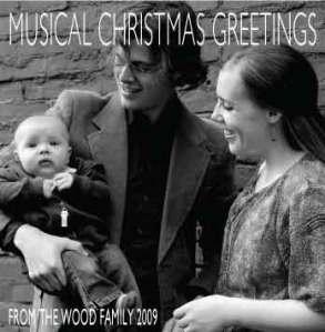 Christmas Album Cover2009